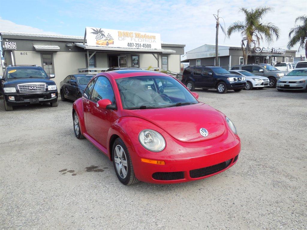 2006 Volkswagen New Beetle 2.5 photo