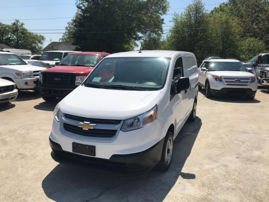 2015 Chevrolet City Express LT photo