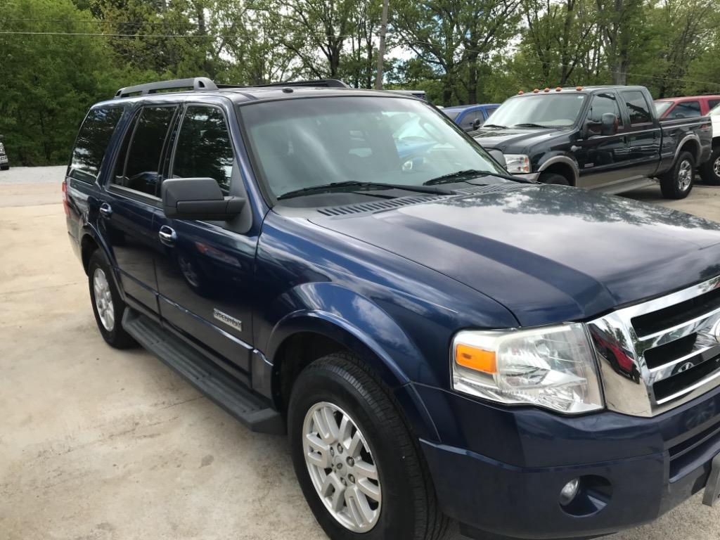 2008 Ford Expedition SSV Fleet photo