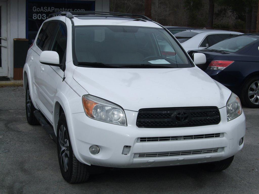 2007 Toyota RAV4 Limited photo
