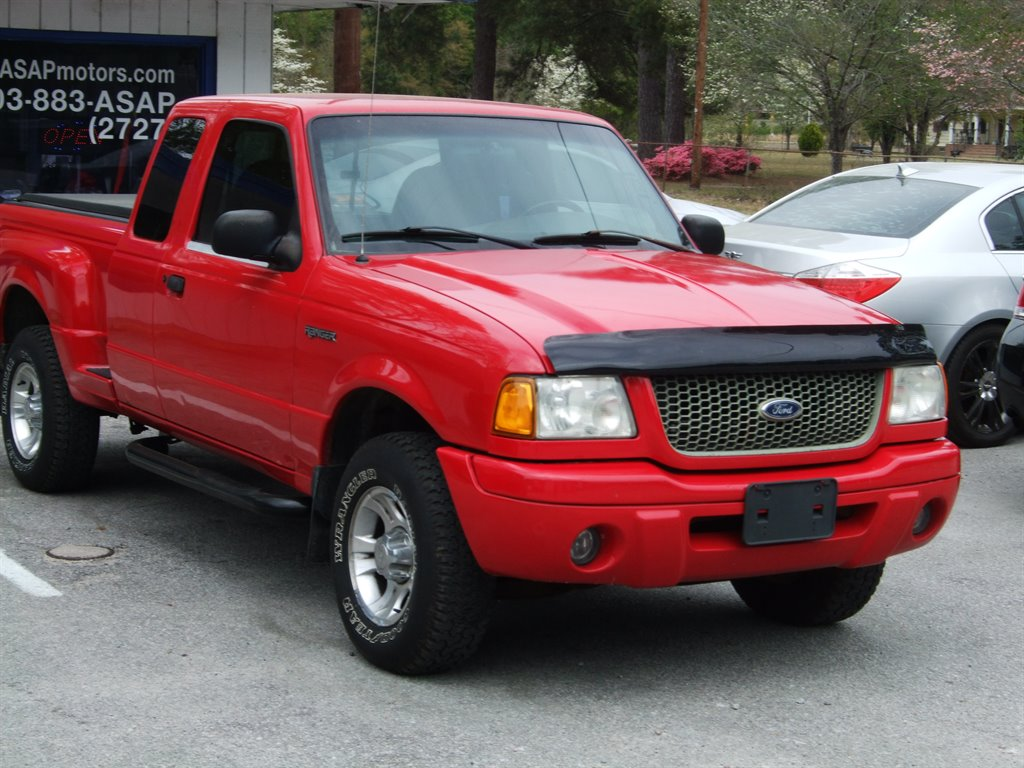 2002 Ford Ranger XL photo
