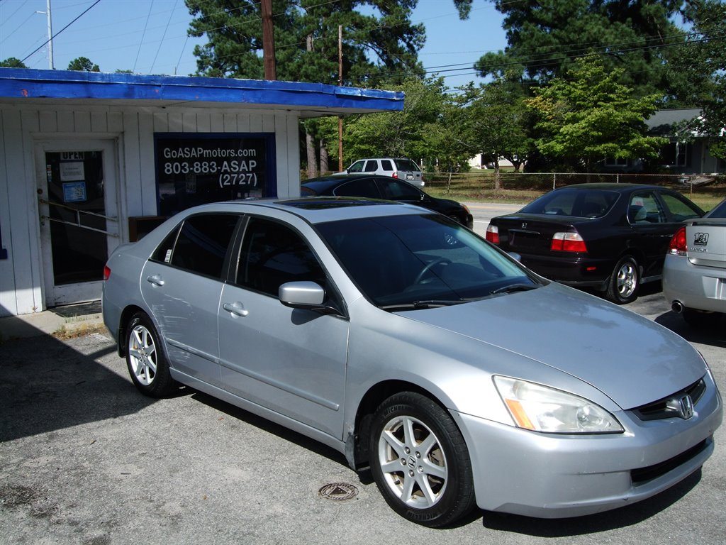 2004 Honda Accord EX photo