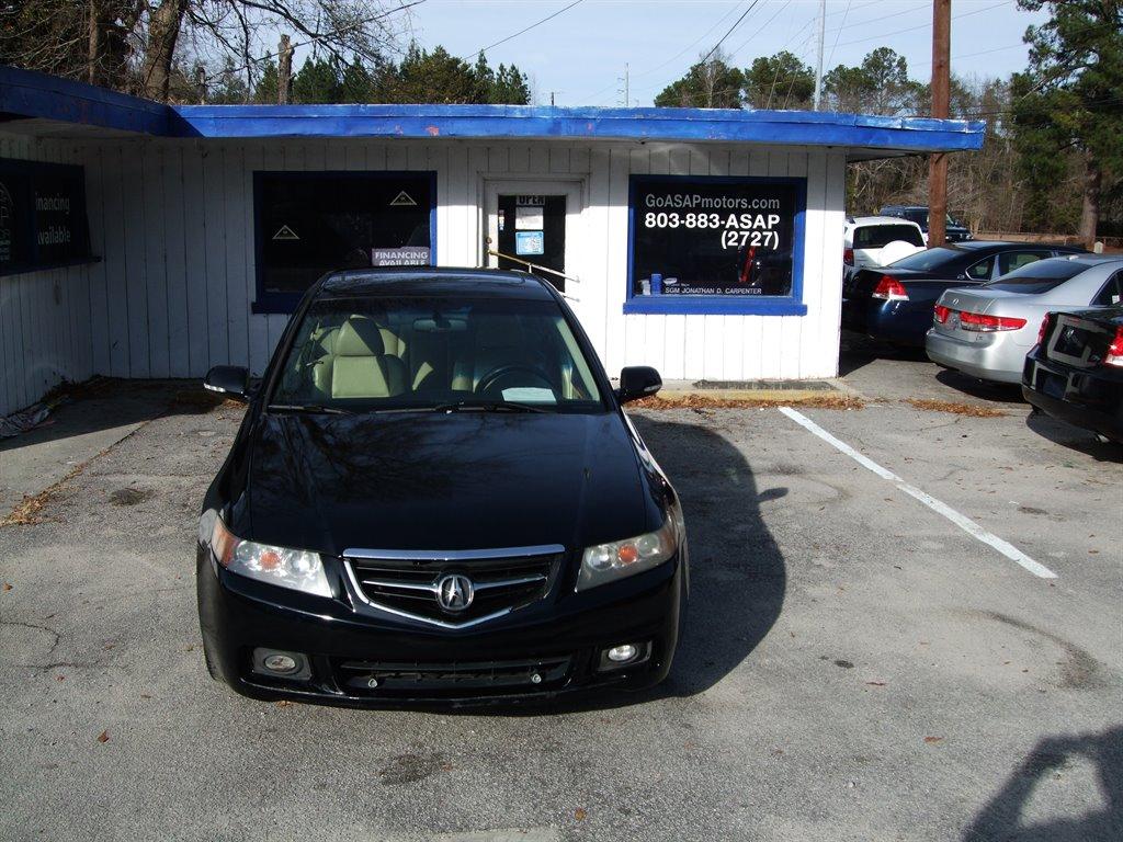 2005 Acura TSX photo