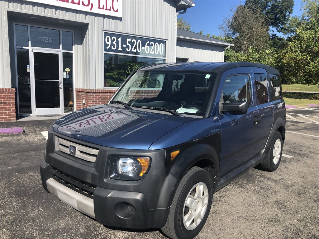 2007 Honda Element LX photo