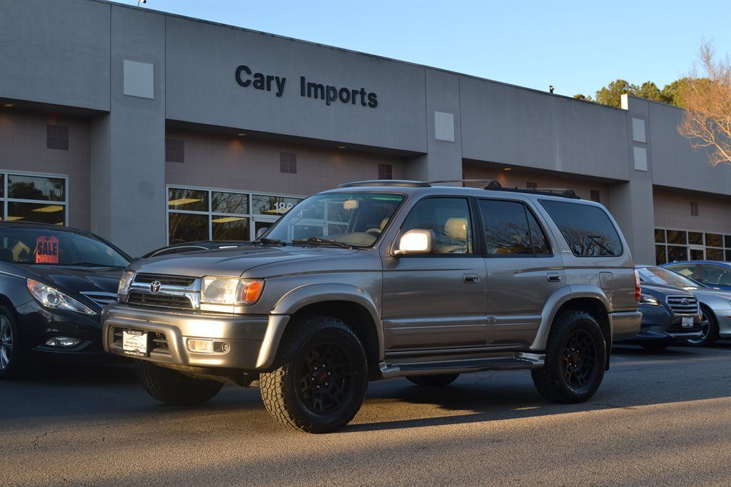 2001 Toyota 4Runner Limited photo