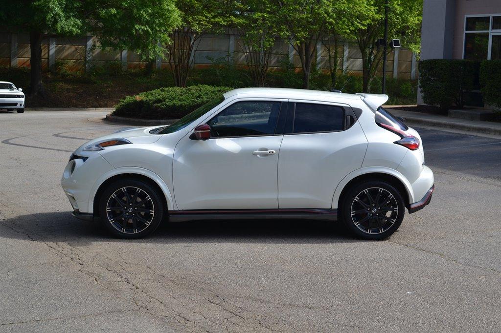 2015 Nissan JUKE Nismo photo