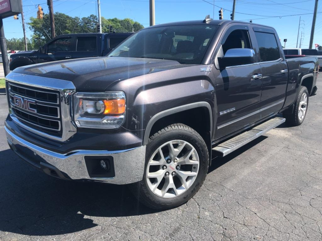 2015 GMC Sierra 1500 SLT photo