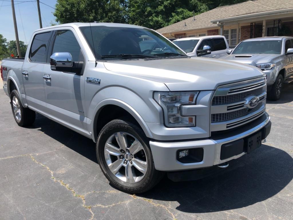 2015 Ford F150 King Ranch photo