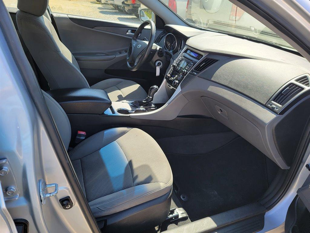 2011 Hyundai Sonata GLS photo