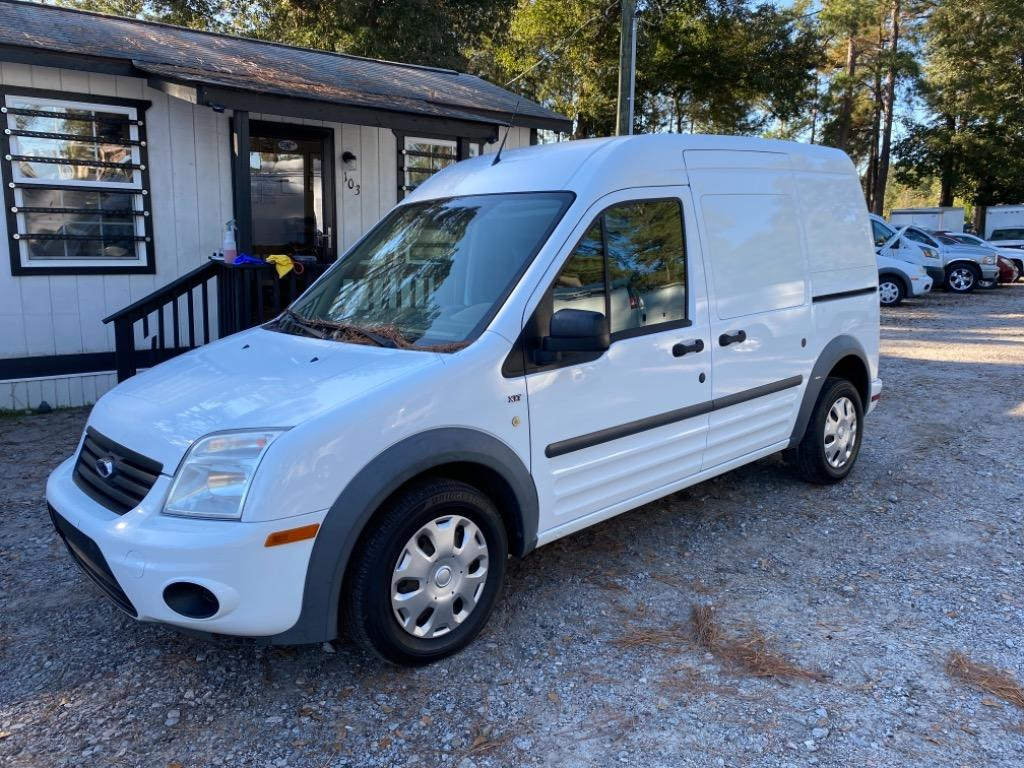 2011 Ford Transit Connect Cargo Van XLT photo