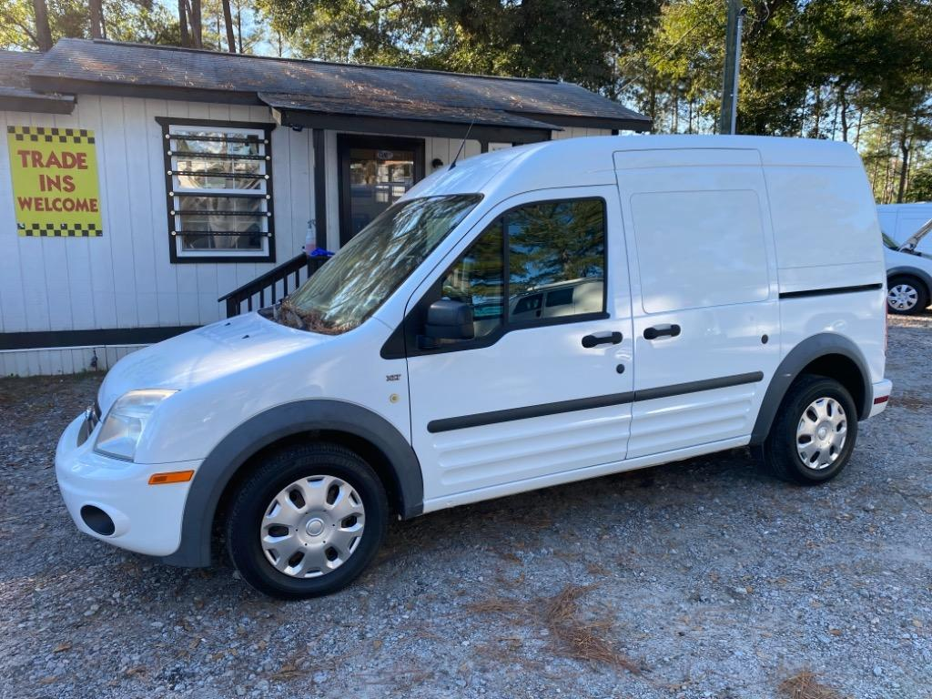 2012 Ford Transit Connect Cargo Van XLT photo