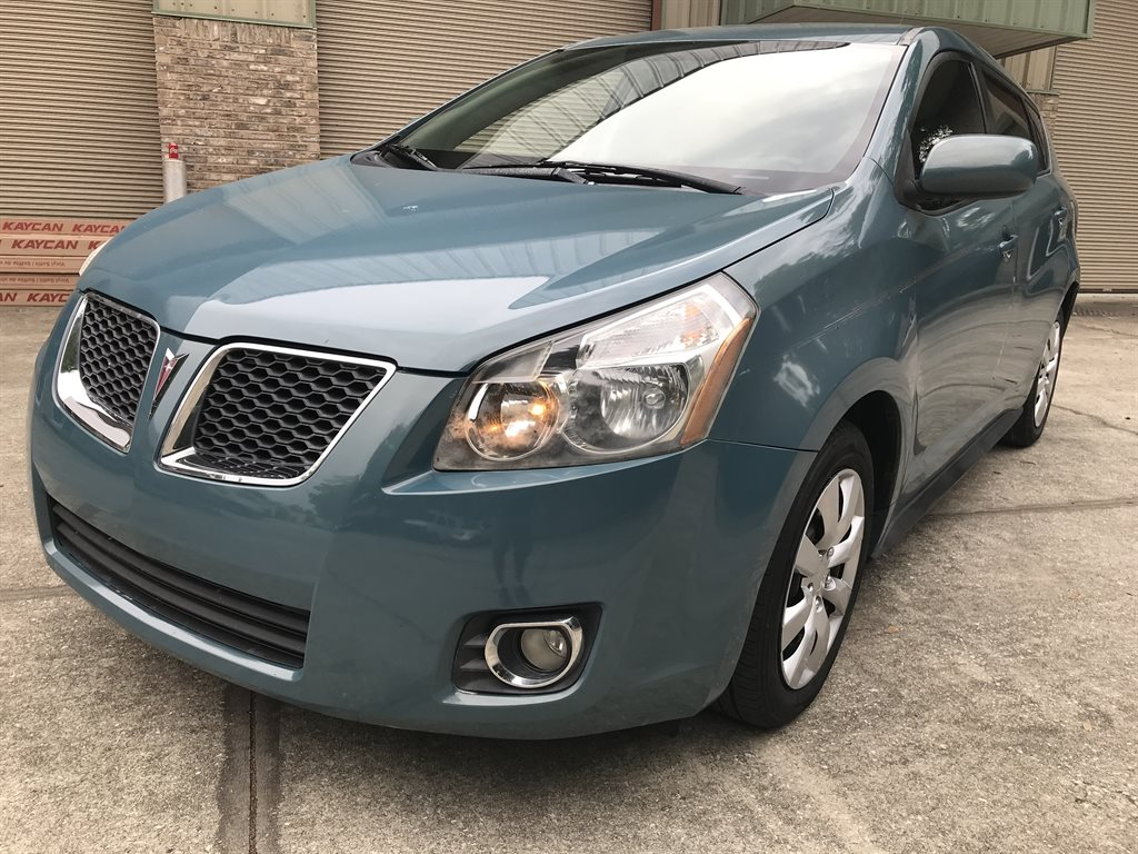 2009 Pontiac Vibe 2.4L photo