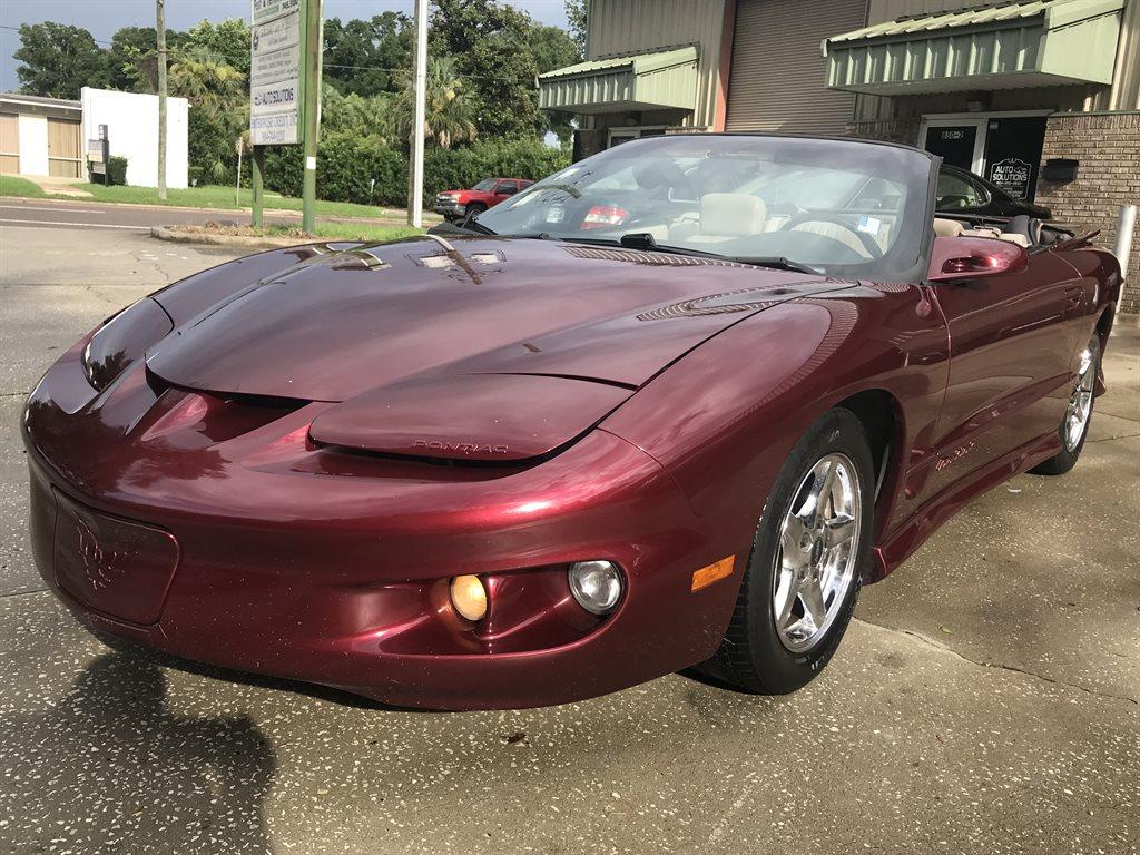 2002 Pontiac Firebird photo