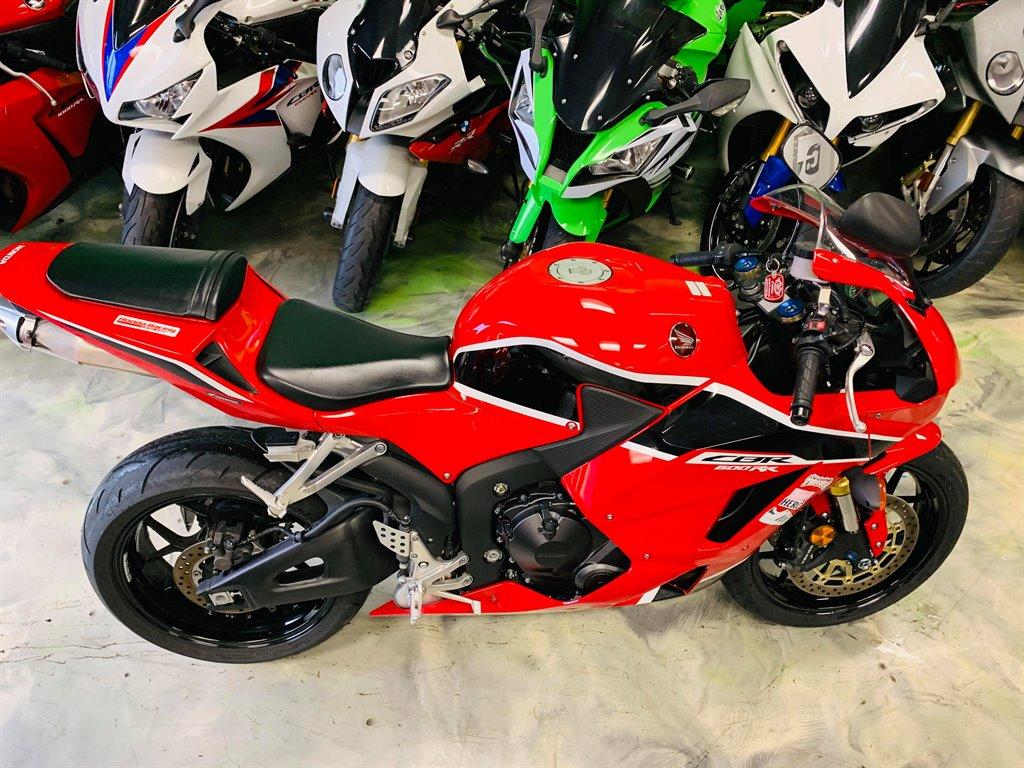2018 Honda CBR600RR  photo