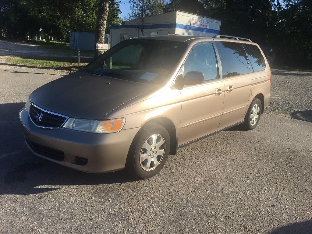 2004 Honda Odyssey EX-L photo