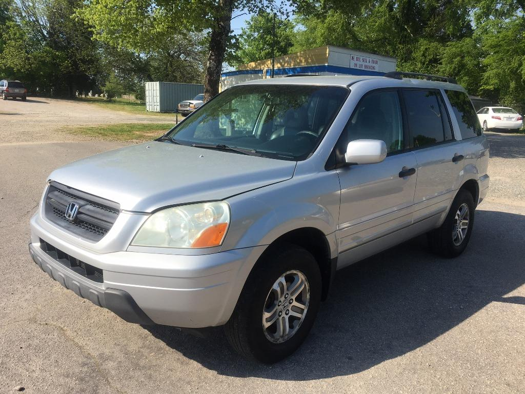 2004 Honda Pilot EX-L photo