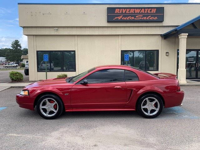 2000 Ford Mustang GT photo