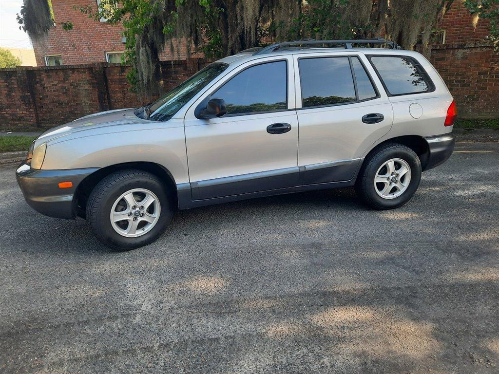 2001 Hyundai Santa Fe GL photo