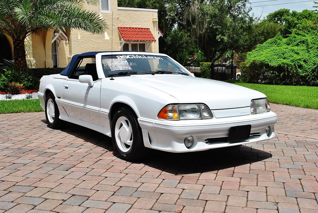 1989 Ford Mustang LX 5.0 photo
