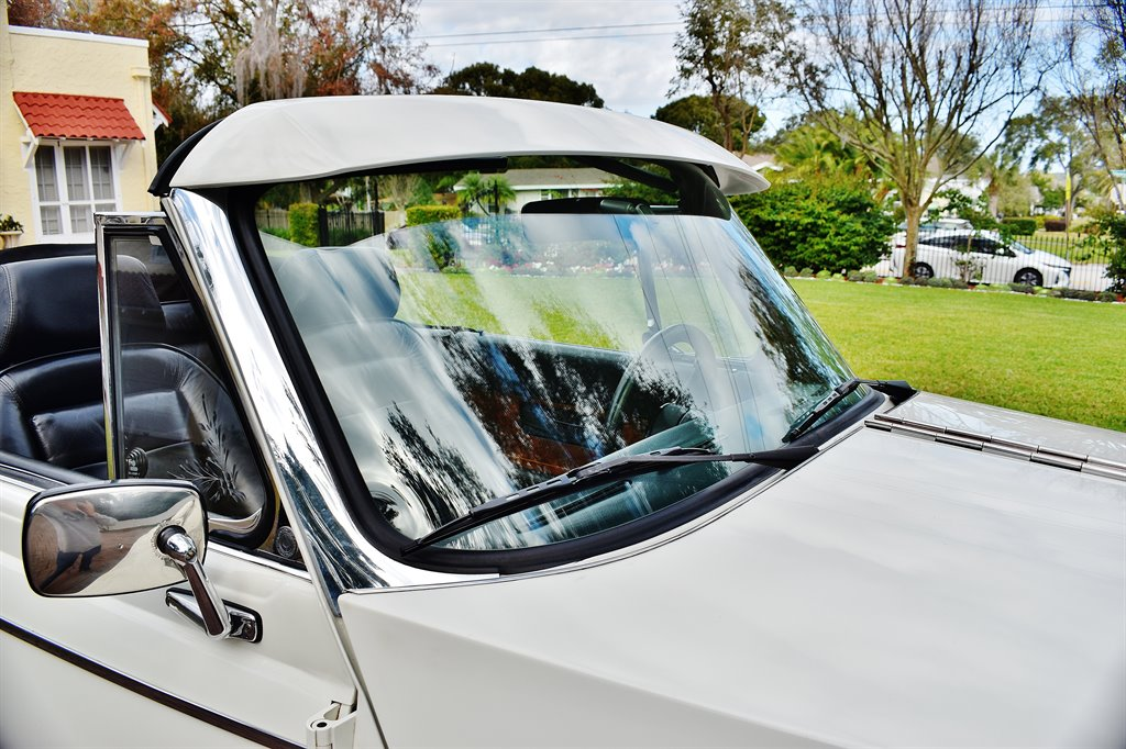 1980 Clenet Series II Cabriolet  photo