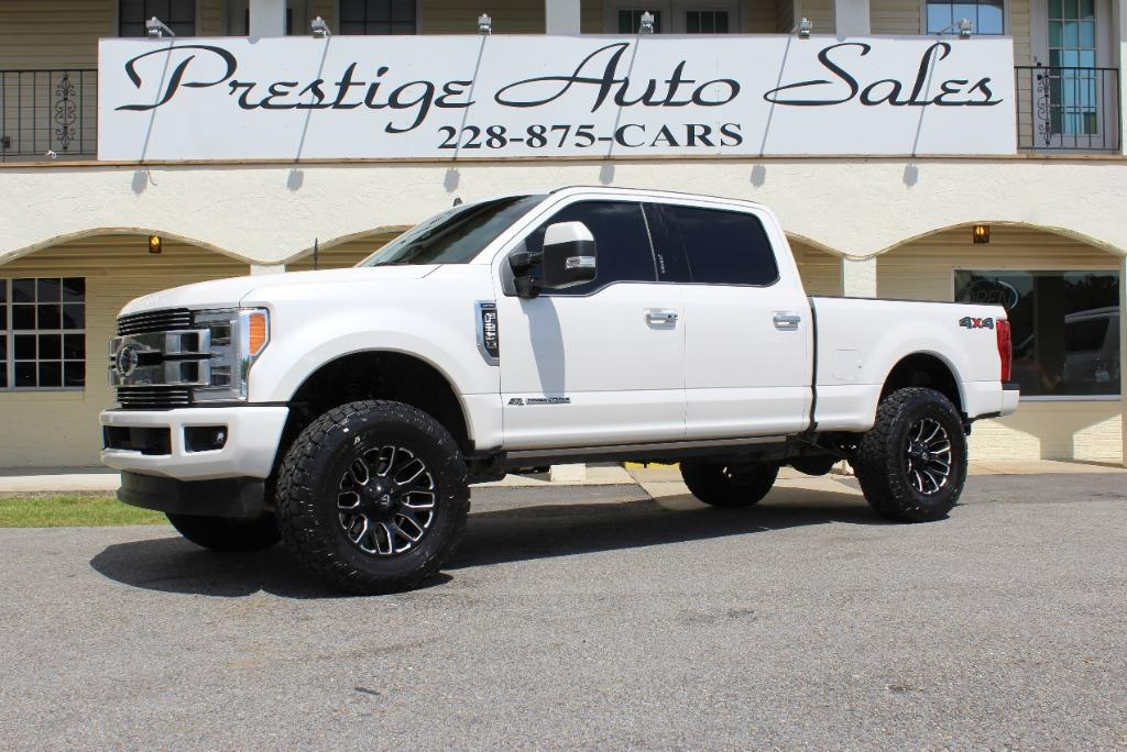 2019 Ford F250sd Limited photo