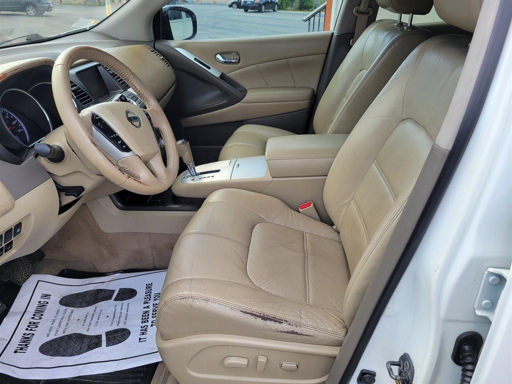2011 Nissan Murano S photo