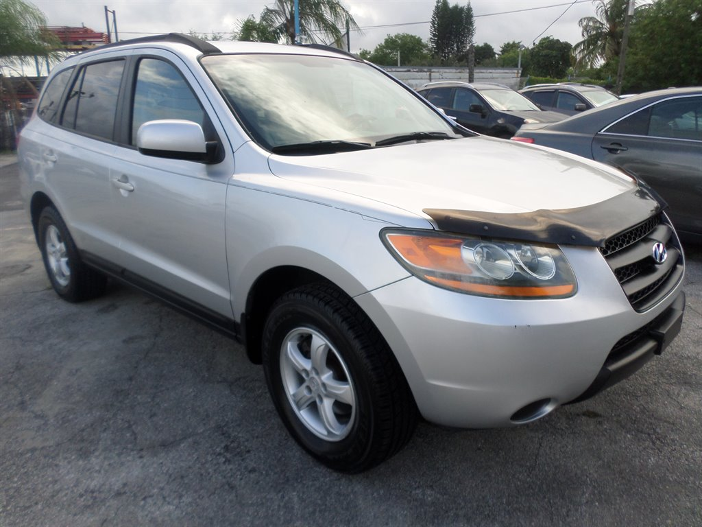 2008 Hyundai Santa Fe GLS photo
