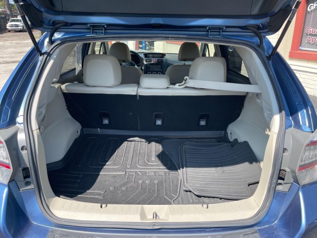 2014 Subaru XV Crosstrek Hybrid Touring photo