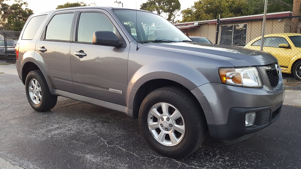 2008 Mazda Tribute i Sport photo