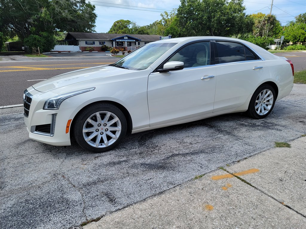 2014 Cadillac CTS 3.6L Luxury Collection photo