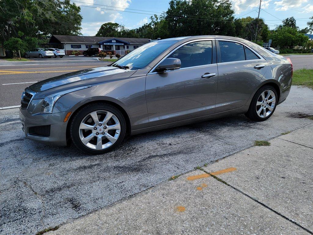2014 Cadillac ATS 2.0T Luxury photo