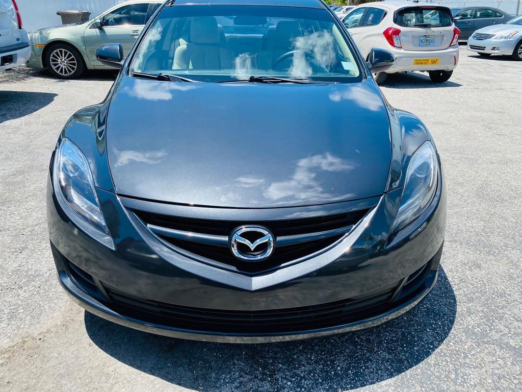 2012 Mazda Mazda6 i Sport photo