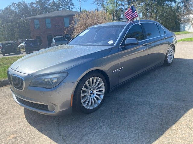 2009 BMW 7-Series 750Li photo
