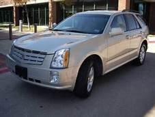 2008 Cadillac SRX V6 photo
