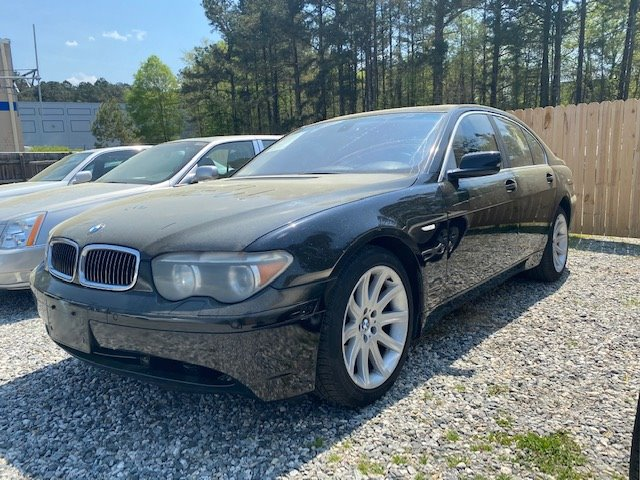 2004 BMW 7-Series 745i photo