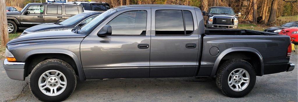 2003 Dodge Dakota SLT photo