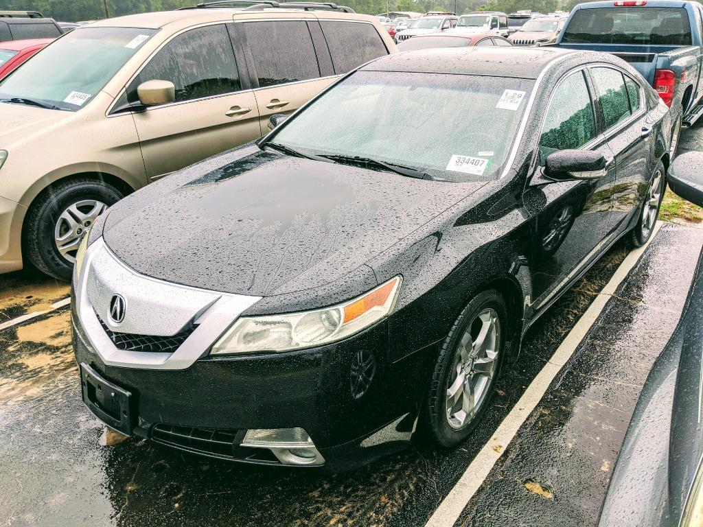 2009 Acura TL SH-AWD photo