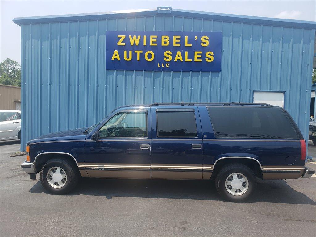 1997 Chevrolet Suburban C1500 photo