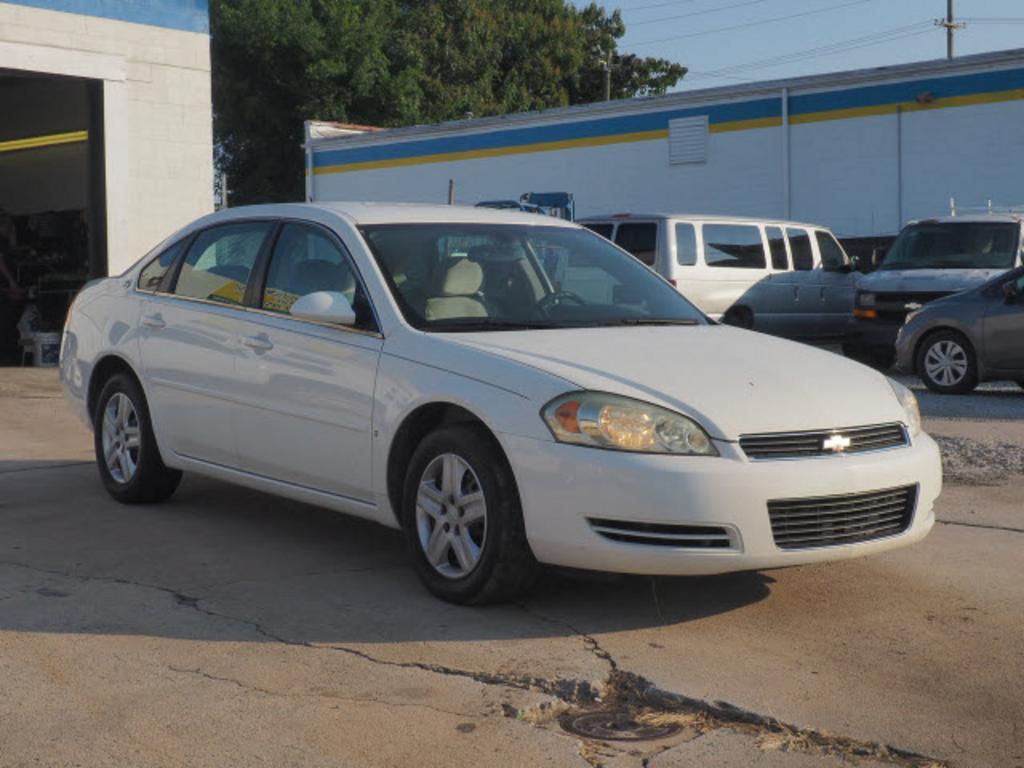 2006 Chevrolet Impala LS photo