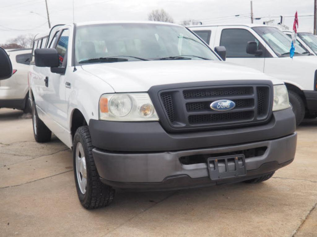 2008 Ford F-150 STX photo