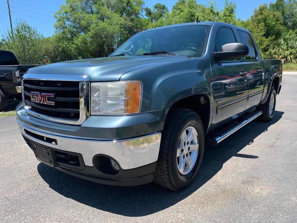 2009 GMC Sierra 1500 SLE photo