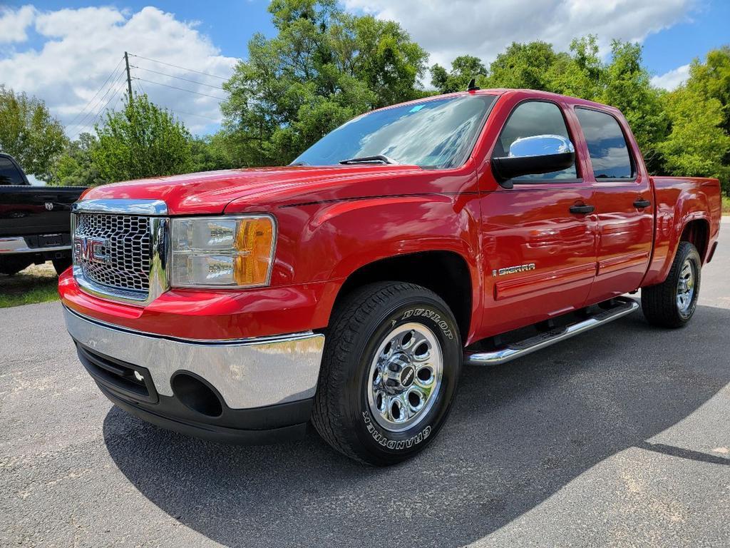 2008 GMC Sierra 1500 Work Truck photo