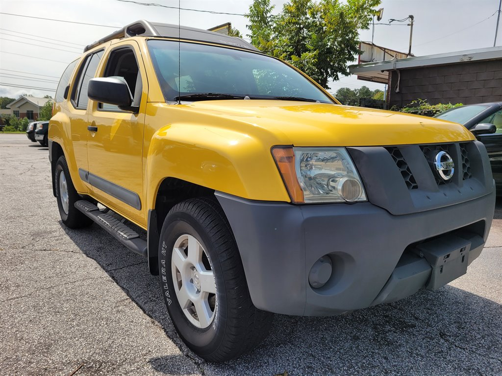 2005 Nissan Xterra S photo