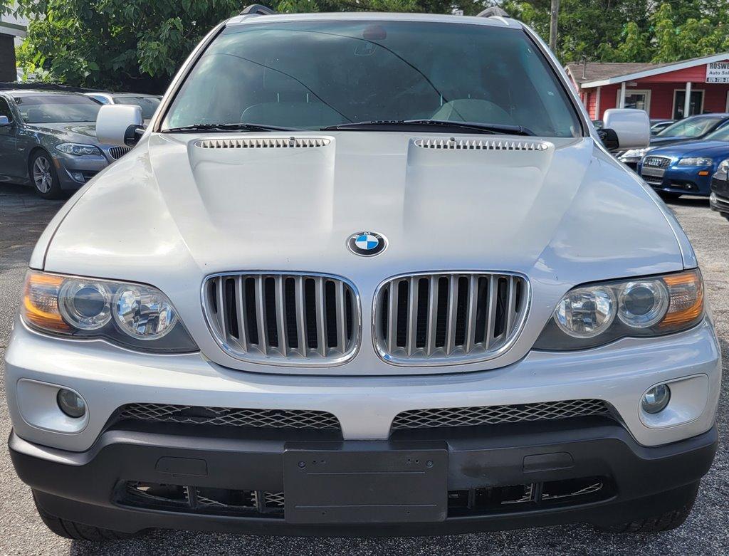 2004 BMW X5 4.4i photo