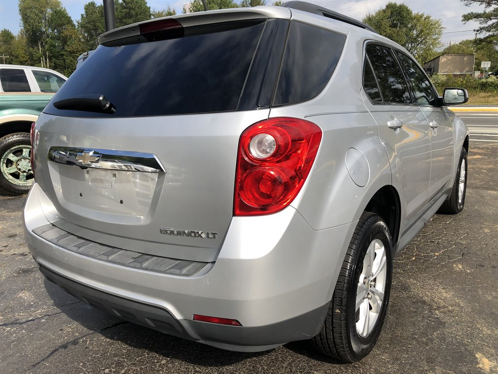 The 2012 Chevrolet Equinox LT