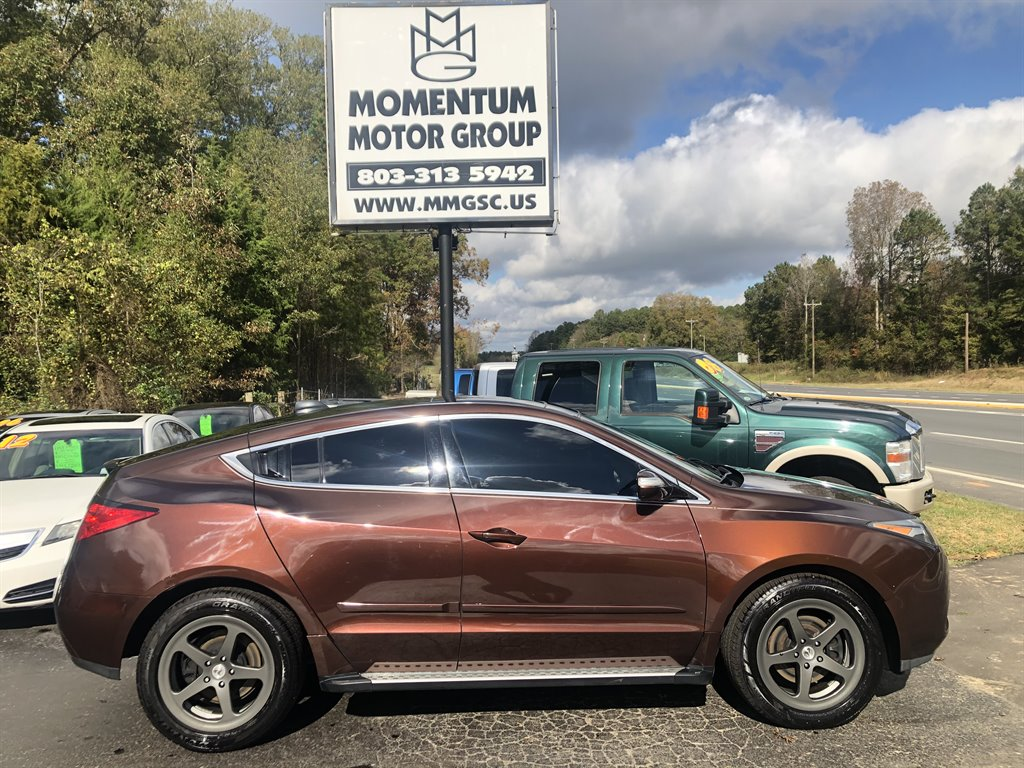 2010 Acura ZDX Base w/ Advance Package