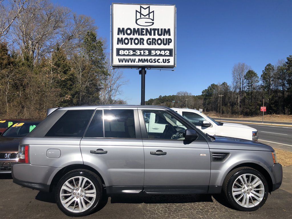 2011 Land Rover Range Rover Sport HSE photo