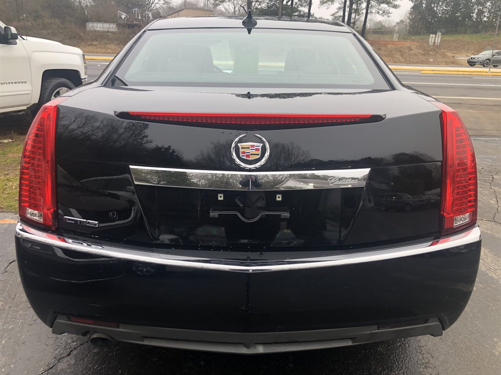 2012 Cadillac CTS 3.0L photo
