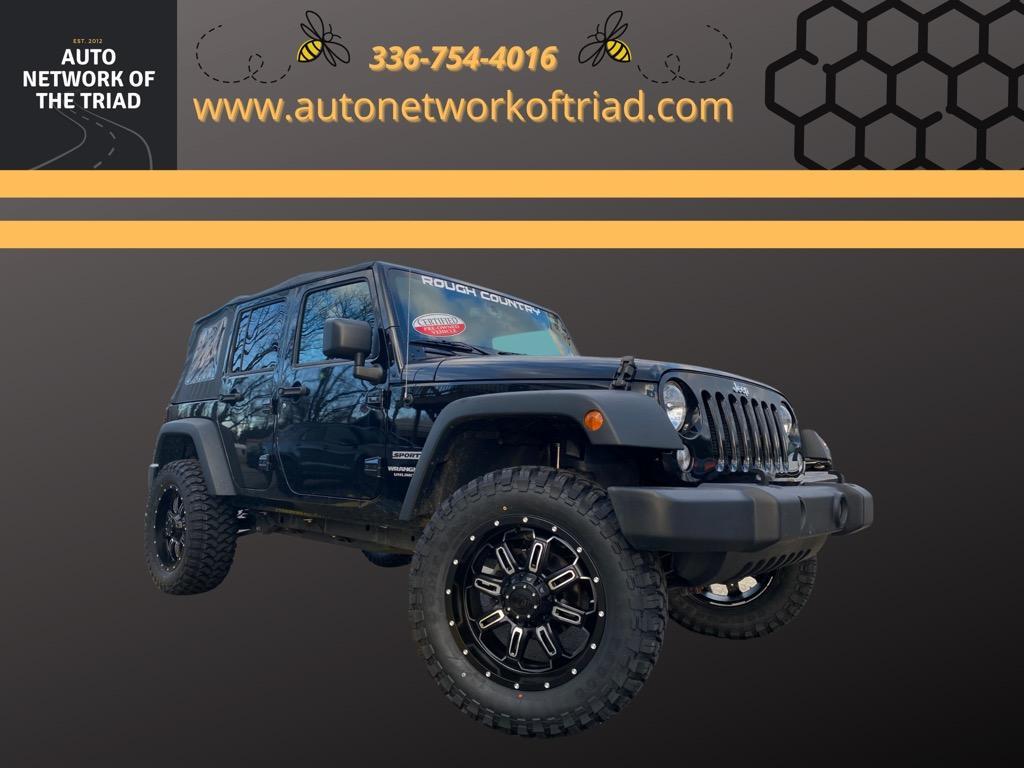 2017 Jeep Wrangler Unlimited Sport photo