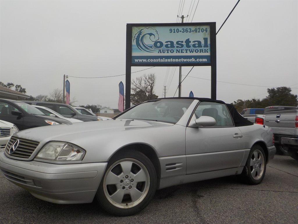 2000 Mercedes-Benz SL-Class SL500 photo